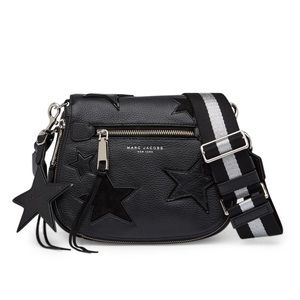 Marc Jacobs star embroidered crossbody bag